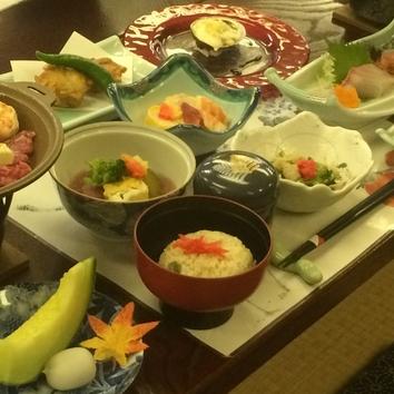 お料理のみ 会席コース 「4320円」