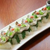 太刀魚棒寿司