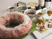 博多炊き肉鍋とグリル料理 金蔦本店