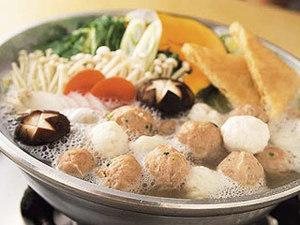 『塩ちゃんこ鍋』1人前2000円(2人前より)
