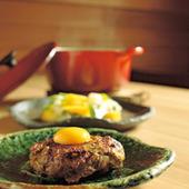 比内地鶏のセセリ肉100%のつくね焼780円