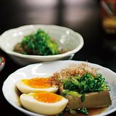 トロリと半熟、玉子100円 豆腐150円