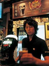 温度管理にもこだわった樽詰めの生ビール レギュラー 650円