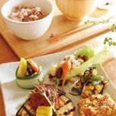 「らら菜々ごはん」はカラダに優しい野菜がいっぱい。