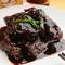 スペアリブの黒酢炒め 1580円