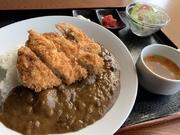 ミニサラダ・スープ付