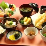 ランチ「おぼろ月味覚膳」