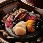 「仙台牛」「あわび」「うに」など地場の贅沢食材も堪能できる