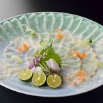 熟練の料理人による本格和食を堪能