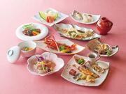 前菜/お造り/焼物/揚物/煮物/酢物/食事/デザート