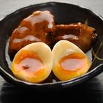 箸でほどけるほど柔らかく、じっくりと煮込んだ『豚バラのとろとろ煮』