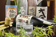 ビール、焼酎、日本酒、カクテル、チューハイ、果実酒