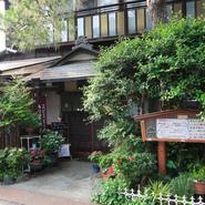 お店が川越市都市景観重要建築物に指定されております。