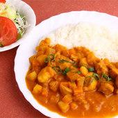 Tuday's Curry (日替わりカレー)