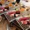 宴会にも重宝する充実のコース料理