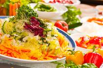新鮮な野菜は毎日入荷してます