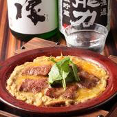 小鍋料理も人気!! 熱々のうちにお召し上がり下さい!!