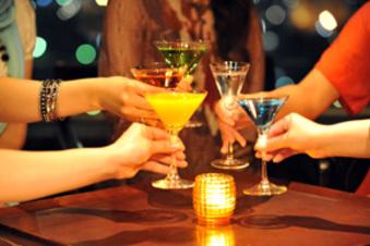 レディースのためのゆっくりまったり飲み会(4名様~)