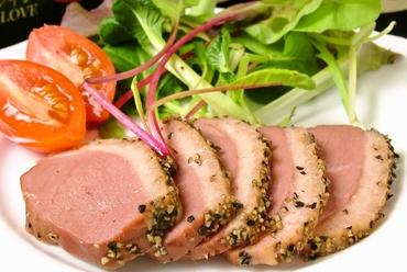 季節の海鮮アヒージョ(バケットパン付)