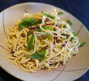 中華といれば、のサラダ。