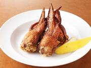 手間をかけた逸品です! 具は肉、エビ、椎茸等たっぷり。 調理時間が多少かかる。