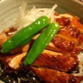 大山鶏 照り焼き丼