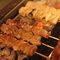 絶妙な焼き加減が名古屋コーチンの美味しさを引き出します。