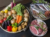 淡路島は食材の宝庫、新鮮な「野菜」「魚」「肉」が堪能できます