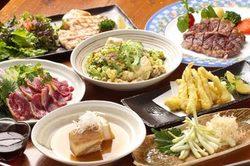 3000円で2時間半食べ飲み放題!! 沖縄料理も創作料理も食べつくして、ビールも泡盛も飲み散らかして!