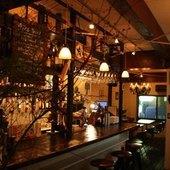 心地いいBGMが流れる三軒茶屋の隠れ家、カフェバー&イタリアン