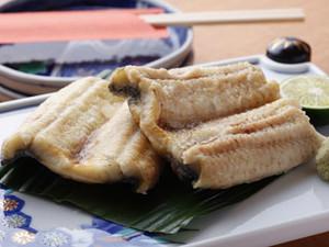 竹の子寿し(うなぎ)・鯖棒寿し