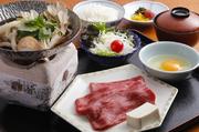 淡路産北坂たまごと、鼓やの特製醤油で召し上がって頂く、シンプルな丼です。