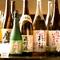 北海道から沖縄まで全国47全ての都道府県の焼酎をご用意。