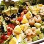 ハワイの食卓 コブサラダ