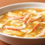 ピリ辛ザーサイ冷やし豆腐<季節限定>