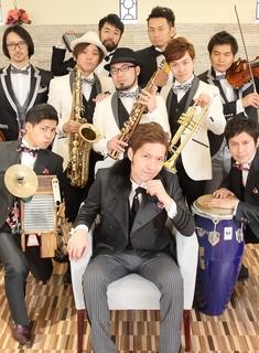 6月5日(水)タケオ・リアル&タカサキシティバンドディナーショー