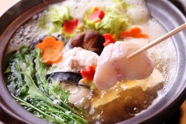 河豚をリーズナブルに食べられるコース! ※冬季限定(12月~3月)