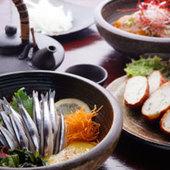 GAORYUのこだわり薩摩郷土料理各種