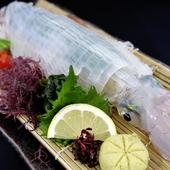 玄海の海の幸、九州のうまいもんを使った本格料理をお手頃価格で