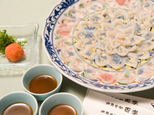 ふぐ料理コース(9月~5月迄)