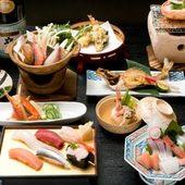 宴会コース料理(要予約)