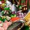旬の海鮮をはじめ、多彩な和食が本格的に楽しめる