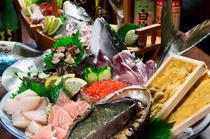 日本酒や焼酎をはじめ、和食によく合うお酒も充実
