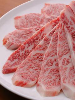 【特撰和牛焼き物】