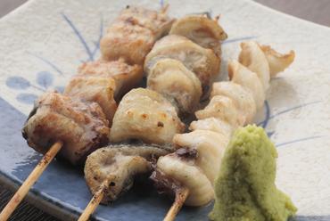 鰻のおいしさが楽しめる 『塩焼き』