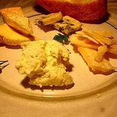 チーズの盛り合わせ  1260円