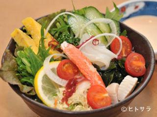 味処 鮨の東龍の料理・店内の画像2