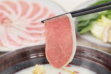 薬膳不老長寿鍋(二色鍋)