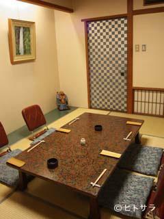 相生亭の料理・店内の画像2