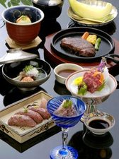 松阪肉会席【要予約】